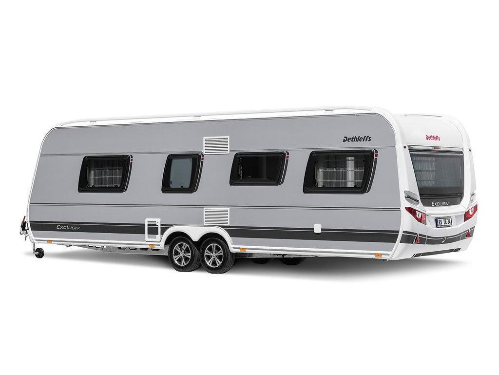 Caravan Dethleffs Camper 730 FKR