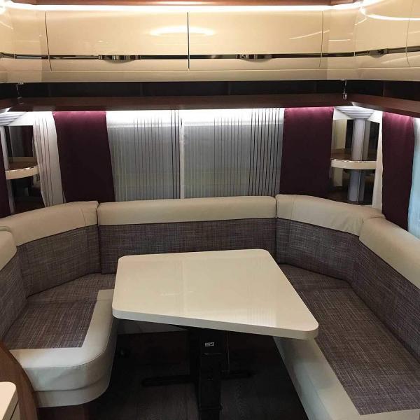 Sitzgruppe Caravan Hobby 495-UL