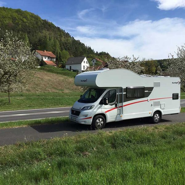 Wohnmobil Sunlight A 72