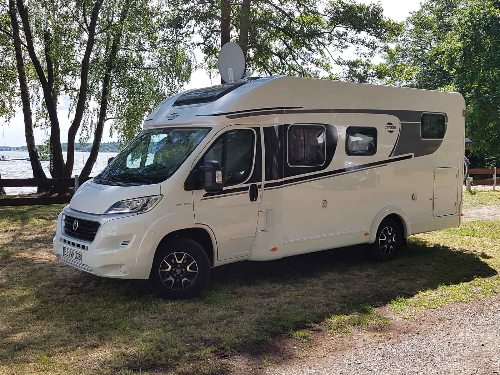 Wohnmobil Carado T 338